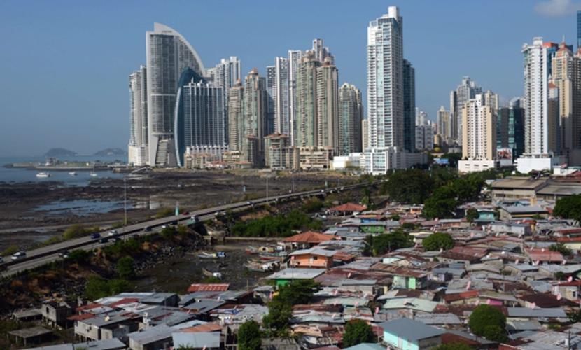 Urban Skyline Panama